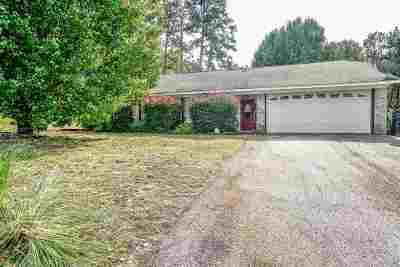 Longview Single Family Home For Sale: 1218 Chad Street