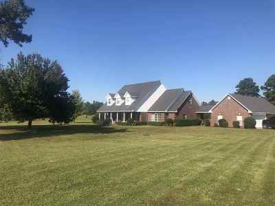 Panola County Single Family Home For Sale: 140 County Rd 2091