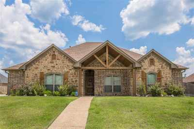 Hallsville Single Family Home For Sale: 120 Germantown Circle