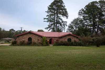 Longview Single Family Home For Sale: 5000 Rosewood Ln.