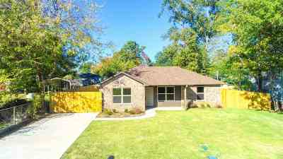 Longview Single Family Home For Sale: 907 London Ln