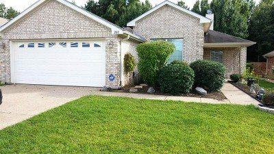 Longview Single Family Home For Sale: 208 Ray Creek Drive