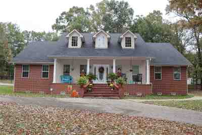 Gilmer Single Family Home For Sale: 4223 Fm 1650