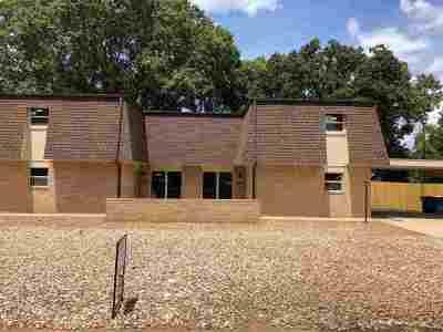 Kilgore Multi Family Home For Sale: 2913/2915 Green Hills Rd