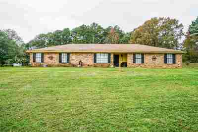 Longview Single Family Home For Sale: 34 Ouida Circle