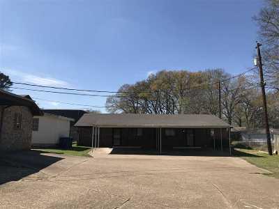Kilgore Multi Family Home For Sale: 2925/2927 Green Hills Rd