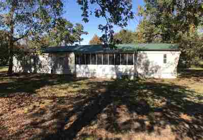 Gilmer Manufactured Home For Sale: 2685 Flamingo Rd.