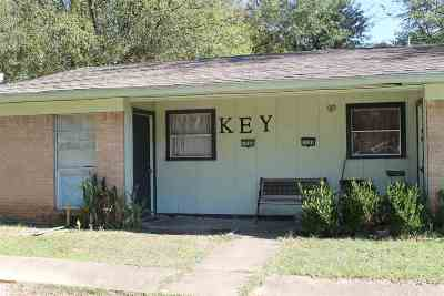 Longview TX Multi Family Home For Sale: $80,000