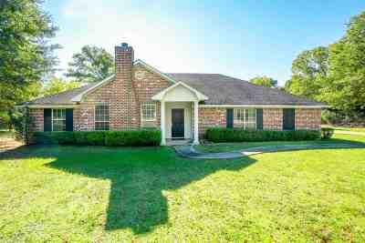Longview TX Single Family Home For Sale: $229,900