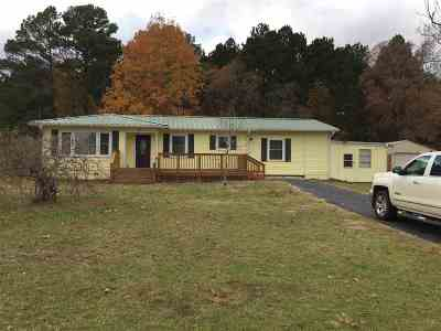 Gilmer Single Family Home For Sale: 3647 Us Highway 271