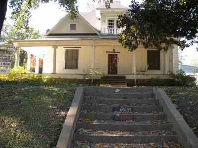 Gilmer Single Family Home Act, Cont. Upon Sale: 308 S Montgomery