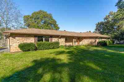 Hallsville Single Family Home For Sale: 225 Noonday Cutoff