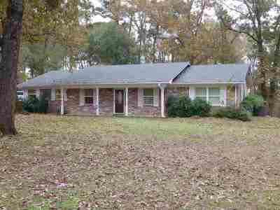 Gilmer Single Family Home Active, Cont Upon Loan Ap: 6416 Fm 49