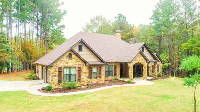 Gilmer Single Family Home Active, Cont Upon Loan Ap: 540 Widgeon Lane