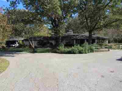 Single Family Home For Sale: 2098 Fm 2751