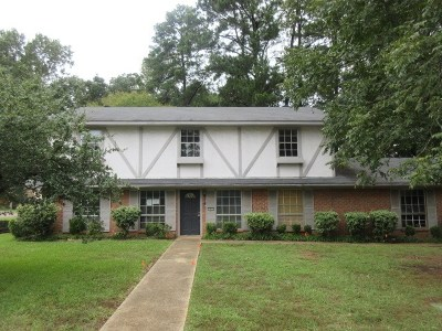 Kilgore Single Family Home For Sale: 3402 Rockbrook Drive