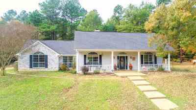 Gilmer Single Family Home For Sale: 5160 Fm 3358