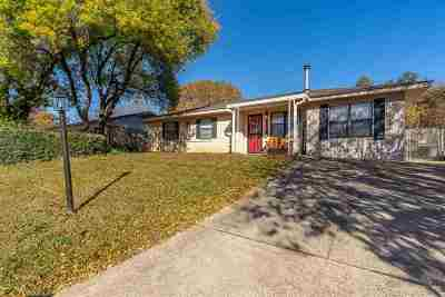 Longview Single Family Home Active, Option Period: 1605 Clearwood Dr