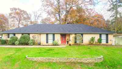 Gadewater, Gladewater, Gladewter, Gladwater Single Family Home For Sale: 195 Lyndall