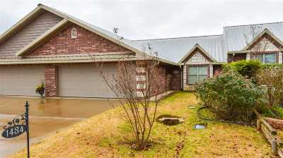 Gregg County Condo/Townhouse For Sale: 1434 Garner Lane