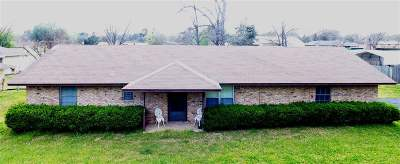 Ore City Single Family Home For Sale: 266 Meadowbrook Ln