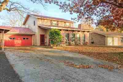 Kilgore Single Family Home For Sale: 2702 Redbud St.