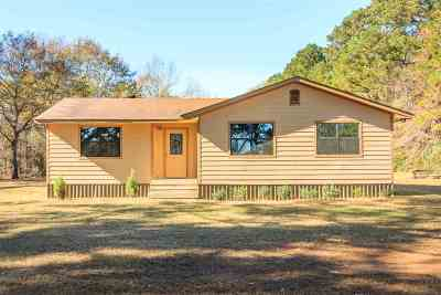 Kilgore Single Family Home Active, Cont Upon Loan Ap: 7056 E County Road 291