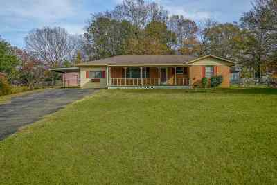 Hallsville Single Family Home For Sale: 307 S Green St