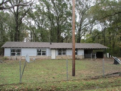 Longview TX Single Family Home For Sale: $16,000