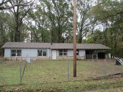Longview TX Single Family Home Back On Market: $16,000