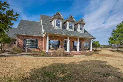 Gilmer Single Family Home For Sale: 8681 Fm 1649