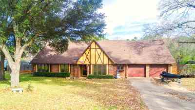 Gladewater TX Single Family Home For Sale: $245,000