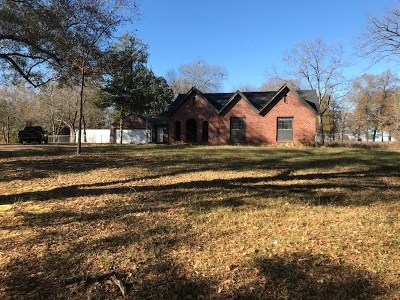 Gladewater TX Single Family Home For Sale: $114,000