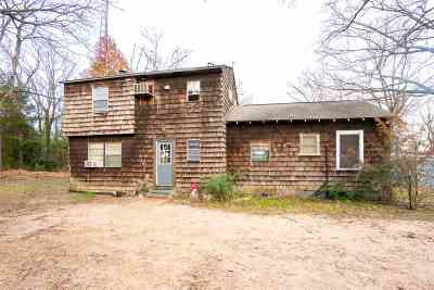 Big Sandy Single Family Home Active, Option Period: 246 Boyd Rd