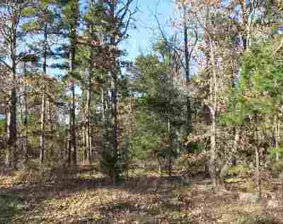 Gladewater Residential Lots & Land For Sale: Lot 6 Lake Gladewater Rd