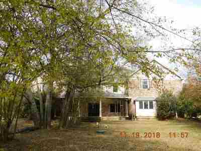 Hallsville Single Family Home Active, Option Period: 1756 Buchanan Rd