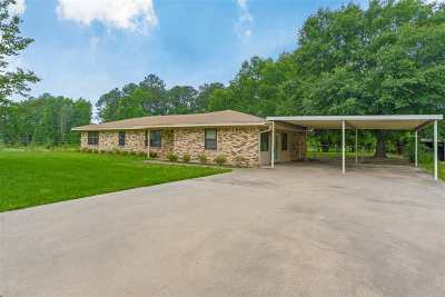 Longview TX Single Family Home For Sale: $188,900
