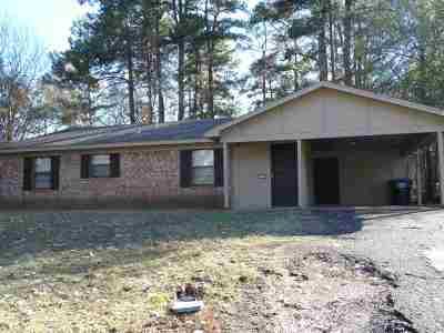 Longview TX Single Family Home For Sale: $112,500