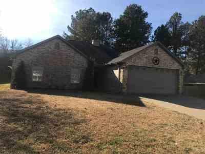 Longview TX Single Family Home For Sale: $169,900