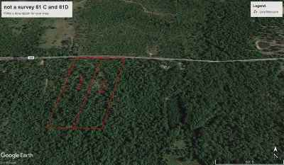 Residential Lots & Land For Sale: Tbd County Road 366