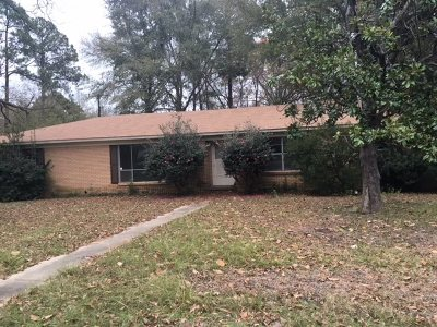 Longview TX Single Family Home For Sale: $69,974