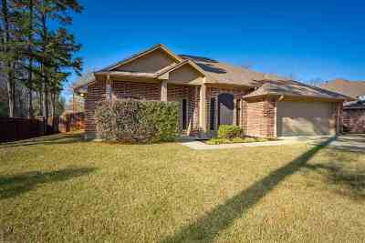 Hallsville Single Family Home For Sale: 101 Mallard