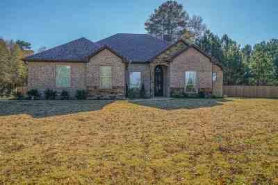 Longview Single Family Home Active, Option Period: 8534 S Fm 2208