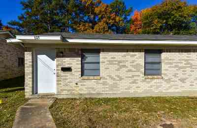 Longview TX Multi Family Home For Sale: $149,900