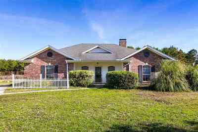 Hallsville Single Family Home For Sale: 472 Chisholm Trail