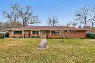 Longview TX Single Family Home For Sale: $148,000
