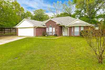 Longview TX Single Family Home For Sale: $199,000