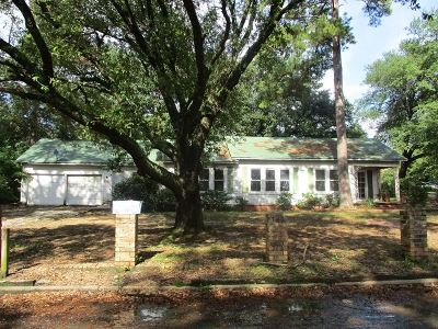 Gladewater TX Single Family Home For Sale: $39,990