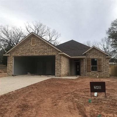 White Oak Single Family Home For Sale: 240 Ron Boyett