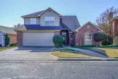 Single Family Home For Sale: 206 Millpond Dr